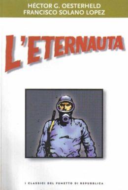 Copertina di I classici del fumetto di Repubblica n.29 – L'eternauta