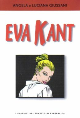 Copertina di I classici del fumetto di Repubblica n.34 – Eva Kant