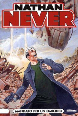 Copertina di Nathan Never n.173 – Mandato per un omicidio