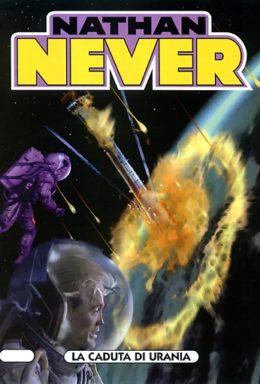Copertina di Nathan Never n.161 – La caduta di Urania