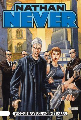 Copertina di Nathan Never n.175 – Nicole Bayeux/ agente Alfa