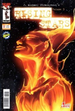 Copertina di Rising Stars n.3