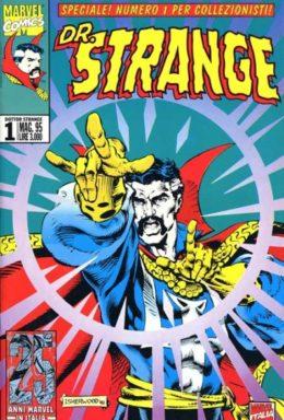 Copertina di Dottor Strange n.1