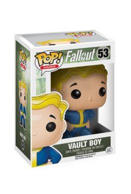 Copertina di Vault Boy – Fallout – POP Games n.53