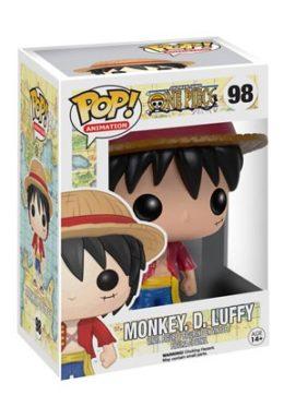 Copertina di One Piece – Monkey D. Luffy – Funko POP – Vinyl Figure