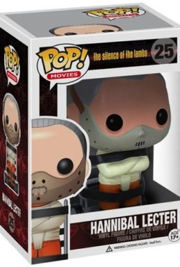 Copertina di Hannibal Lecter – The silence of the lamps – POP Movies n.25