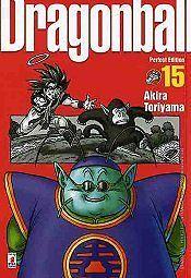 Copertina di Dragon Ball Perfect Edition n.15