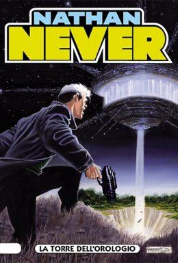 Copertina di Nathan Never n.202 – La torre dell'orologio