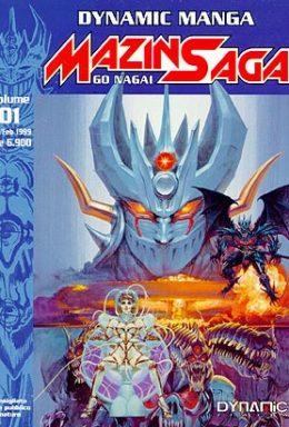 Copertina di Mazinsaga – Volume 01
