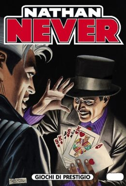 Copertina di Nathan Never n.209 – Giochi di prestigio