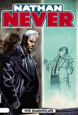 Copertina di Nathan Never n.219 – Vite dimenticate