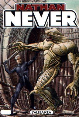 Copertina di Nathan Never n.192 – L'alleanza