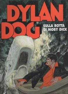 Copertina di Sulla rotta di Moby Dick – Mondadori Cartonato