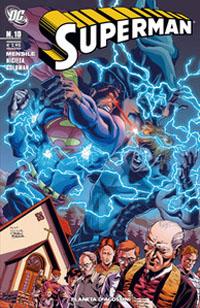 Copertina di Superman n.10 – Planeta DeAgostini