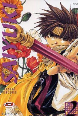 Copertina di Saiyuki n.2