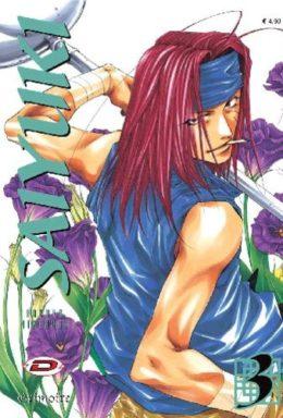 Copertina di Saiyuki n.3
