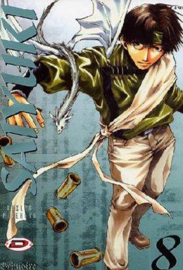 Copertina di Saiyuki n.8