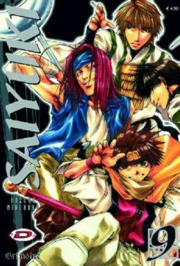 Copertina di Saiyuki n.9