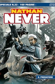 Nathan Never Special n.23 – Il predatore