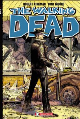 Copertina di The Walking Dead n.1 – New Edition