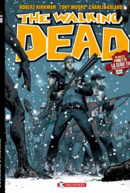 Copertina di The Walking Dead n.2 – New Edition