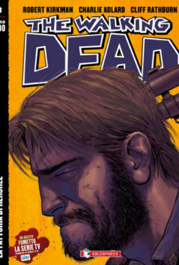Copertina di The Walking Dead n.3 – New Edition