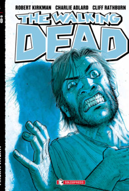 Copertina di The Walking Dead n.6 – New Edition
