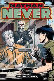 Nathan Never n.270 – Effetto domino