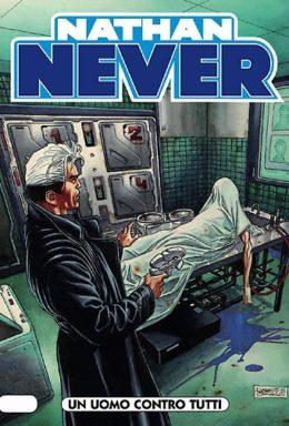 Copertina di Nathan Never n.206 – Un uomo contro tutti