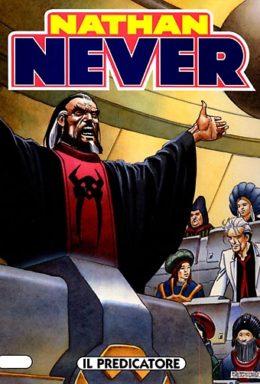 Copertina di Nathan Never n.146 – Il Predicatore