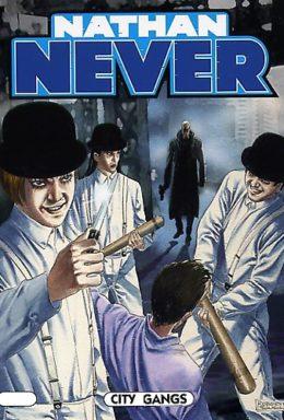 Copertina di Nathan Never n.170 – City gangs