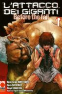 L'attacco dei giganti – Before the Fall n.1 – Manga Shock n.3