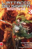 L'attacco dei giganti – Before the Fall n.3 – Manga Shock n.5