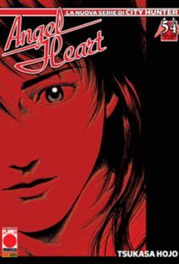 Copertina di Angel Heart n.54