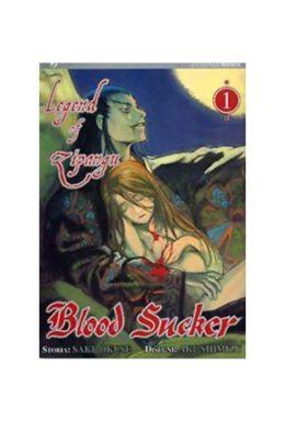 Copertina di Blood Sucker n.001