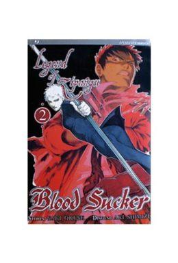 Copertina di Blood Sucker n.002
