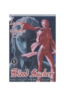 Copertina di Blood Sucker n.008