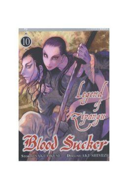 Copertina di Blood Sucker n.010
