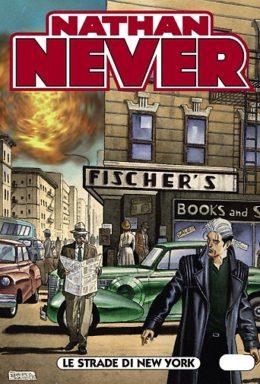 Copertina di Nathan Never n.194 – Le strade di New York