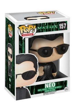 Copertina di Neo – Matrix – POP Movies n.157