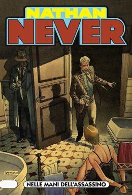 Copertina di Nathan Never n.196 – Nelle mani dell'assassino
