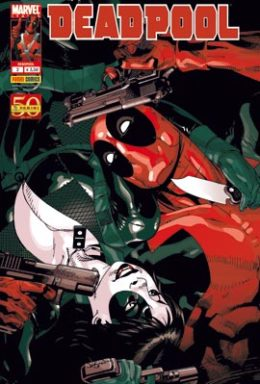 Copertina di Deadpool n.2