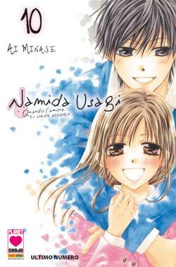 Copertina di Namida Usagi – Quando l'amore ti siede accanto n.10