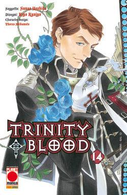 Copertina di Trinity Blood n.14