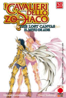 Copertina di I cavalieri dello Zodiaco Lost Canvas n.20