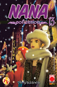 Copertina di Nana Collection n.13