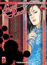 Copertina di Angel Heart n.16