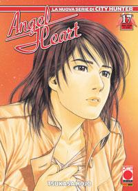 Copertina di Angel Heart n.17
