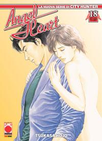 Copertina di Angel Heart n.18