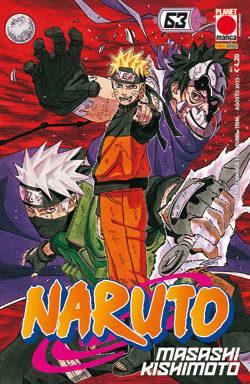 Copertina di Naruto n.63